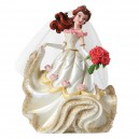Belle Wedding Haute Couture Disney Showcase Enesco