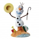 Olaf Grand Gester Buste Disney Enesco