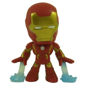 Iron Man Mark 43 Flying 1/12 Mystery Minis Avengers 2 Bobble-Head Figurine Funko