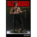 Rambo Premium Format Statue Sideshow