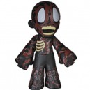 Black Burned Zombie 2/24 Mystery Minis Series 2 Figurine Funko