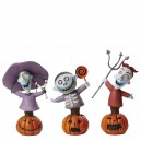 Lock, Shock & Barrel Bustes Disney Enesco