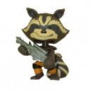 Rocket Raccoon 1/12 Mystery Minis Guadians of the Galaxy Bobble-Head Figurine Funko