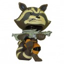 Rocket Raccoon (Foot Up) 1/12 Mystery Minis Guadians of the Galaxy Bobble-Head Figurine Funko