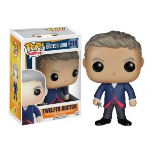 Twelfth Doctor POP! Doctor Who Figurine Funko