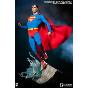ACOMPTE 10% précommande Superman Premium Format™ Statue Sideshow