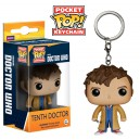 Tenth Doctor POP! Pocket Keychain Funko