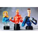Fantastic Four Triple-Pack Bustes Bowen