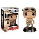 Rey Exclusive POP! Bobble-head Funko