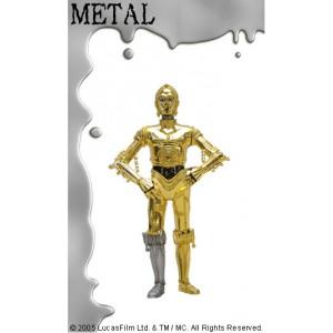 C-3PO Métal Attakus