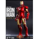 Iron Man Mark III Diecast MMS Figurine 1/6 Hot Toys