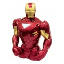 Iron Man Bust Money Bank Monogram