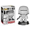First Order Snowtrooper POP! Bobble-head Funko