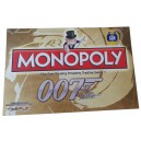 Monopoly James Bond 007 50th Anniversary Edition Winning Moves
