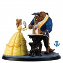 Beauty and the Beast A Moment in Time Statue Enesco