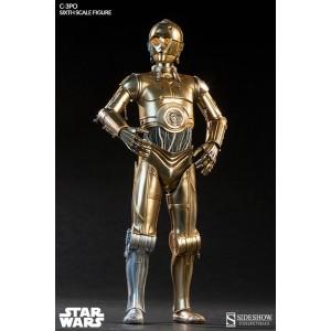 C-3PO 1/6 Figurine Sideshow