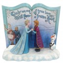 Act of Love (Frozen) Storybook Disney Traditions Enesco