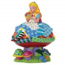 Alice in Wonderland by Britto Statue Enesco