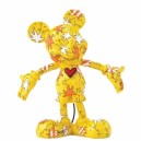 Mickey Wrapped in Stars by Britto Statue Enesco