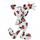 Mickey Wrapped in Hearts by Britto Statue Enesco