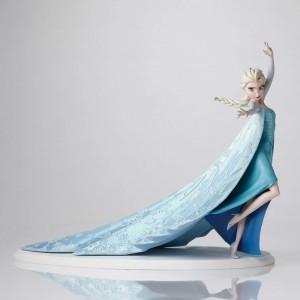 Elsa Maquette (Frozen) Walt Disney Archives Collection Enesco