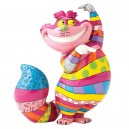 Cheshire Cat by Britto Statue Enesco