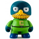The Collector 1/20 The Simpsons 25th Anniversary Series Mini Figurine Kidrobot