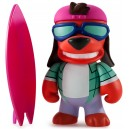 Poochie 3/80 The Simpsons 25th Anniversary Series Mini Figurine Kidrobot