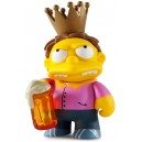 Plow King 3/40 The Simpsons 25th Anniversary Series Mini Figurine Kidrobot