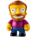 Hank Scorpio 3/40 The Simpsons 25th Anniversary Series Mini Figurine Kidrobot