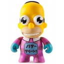 Mr. Sparkle ?/?? The Simpsons 25th Anniversary Series Mini Figurine Kidrobot