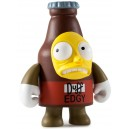 Edgy Duff 3/80 The Simpsons 25th Anniversary Series Mini Figurine Kidrobot