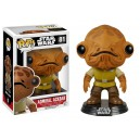 Admiral Ackbar POP! Bobble-head Funko