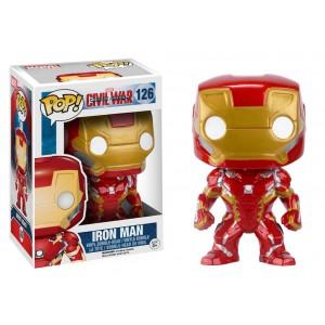 Iron Man - Captain America: Civil War POP! Marvel Bobble-Head Funko