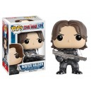 Winter Soldier - Captain America: Civil War POP! Marvel Bobble-Head Funko