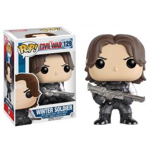 Winter Soldier - Captain America: Civil War POP! Marvel Bobble-Head Funko