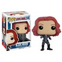Black Widow - Captain America: Civil War POP! Marvel Bobble-Head Funko