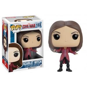 Scarlet Witch - Captain America: Civil War POP! Marvel Bobble-Head Funko