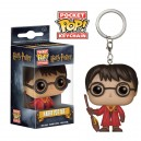 Harry Potter Quidditch POP! Pocket Keychain Funko