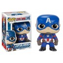 Captain America - Captain America: Civil War POP! Marvel Bobble-head Funko