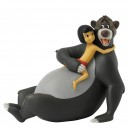 Bare Necessities (Mowgli & Baloo) Disney Enchanting Collection Enesco