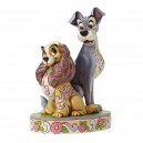 Opposites Attract (La Belle et le Clochard) Disney Traditions Enesco