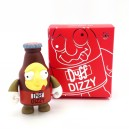 Dizzy Duff Simpsons 3-Inch Figurine Kidrobot