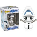 Upside Down Olaf POP! Disney Figurine Funko