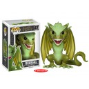 "Rhaegal POP! Game of Thrones 6"" Figurine Funko"