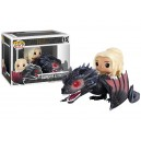 Daenerys & Drogon POP! Rides Figurine Funko