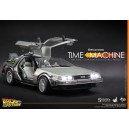 DeLorean Back to the Future MMS 1/6 Hot Toys