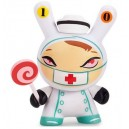 Nurse Cackle The 13 Dunny Series 3/40 Brandt Peters 3-Inch Figurine Kidrobot