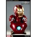 Iron Man Mark VII Life Size Buste Sideshow