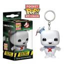 Stay Puft Marshmallow Man POP! Pocket Keychain Funko